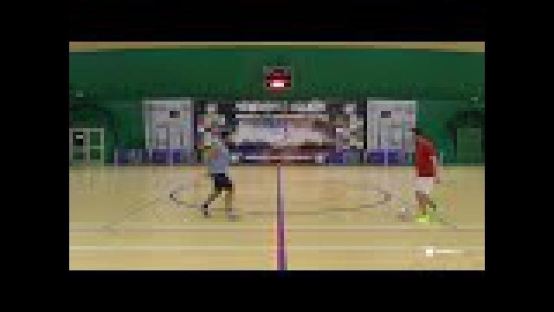 FOOTBIC.RU. Видеообзор 2.11.2017 (Метро Марьина Роща). Любительский футбол