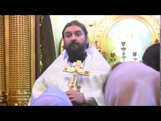 Андрей Ткачёв - Отрывок из проповеди. Об ангелах (21.11.2015)