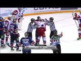 Ковальчук VS Холёс драка