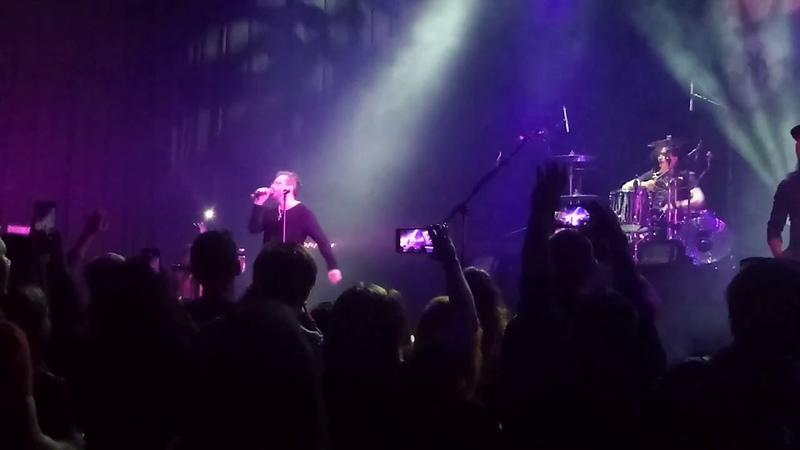 Концерт Глеба Самойлова и группы The Matrixx в Омске 20 09 18