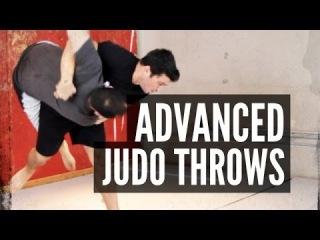 Урок от MMA Surge - броски дзюдо