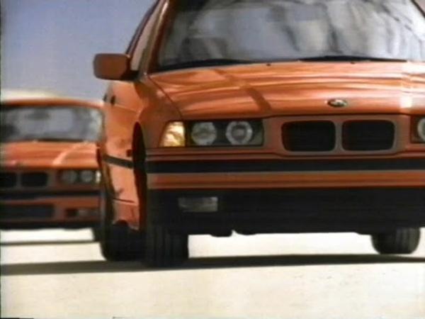 E36 BMW Commercial 318i 325i 328i M3 1990s