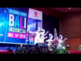 DealShaker Expo Bali 2018 Part 01 Conference - OneCoin Price Stable in Next 4 Years