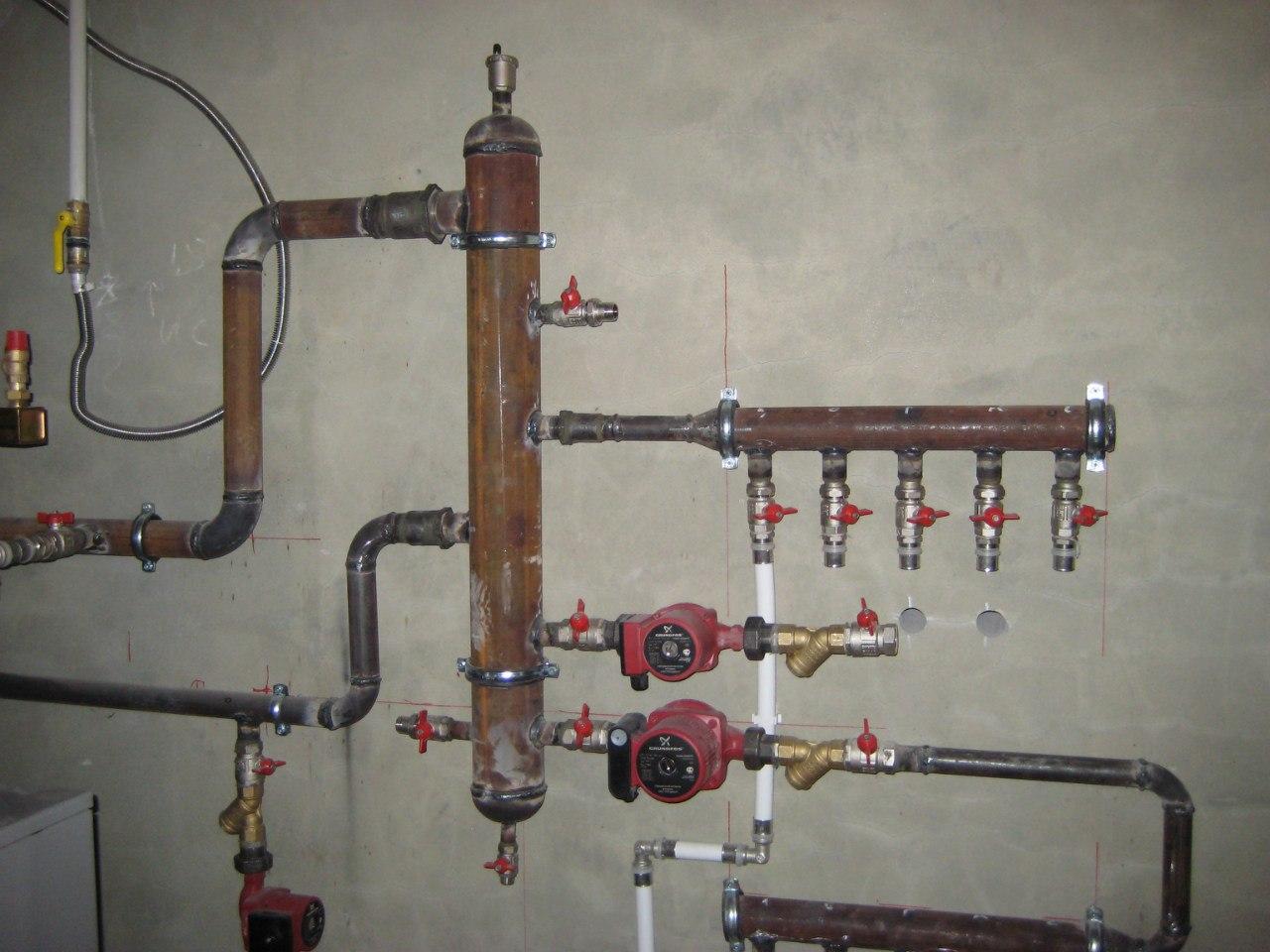 Ремонт газовых котла своими руками