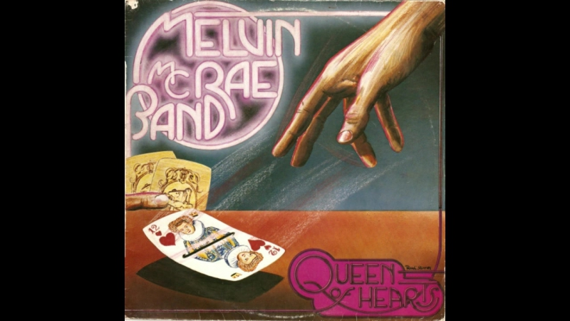 Melvin McRae Band - Off The Hook 1976