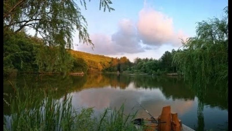 Широкий Яр – красивейшее озеро в долине реки Бодрак