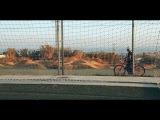 На BMX  по Барселоне.