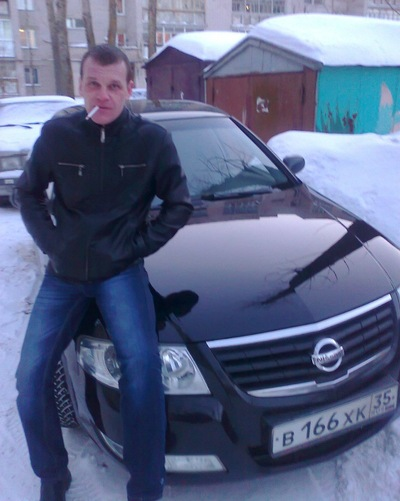 Александр Комаров, 3 января 1978, Вологда, id200186136