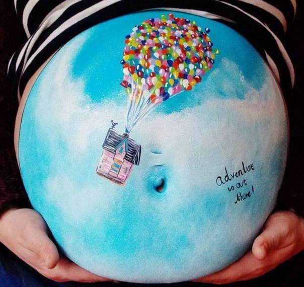 идеи HandMade Sep 10, 2014 at 4:57 pm Творческая беременность