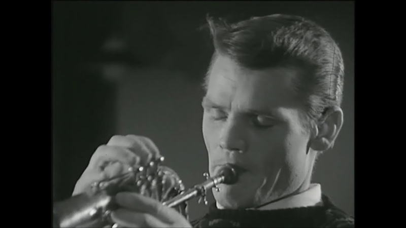 Time After Time - Chet Baker - Live in Belgium 1964