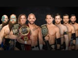Ricochet, Pete Dunne &amp War Raiders VS The Undisputed ERA - NXT TakeOver War Games II