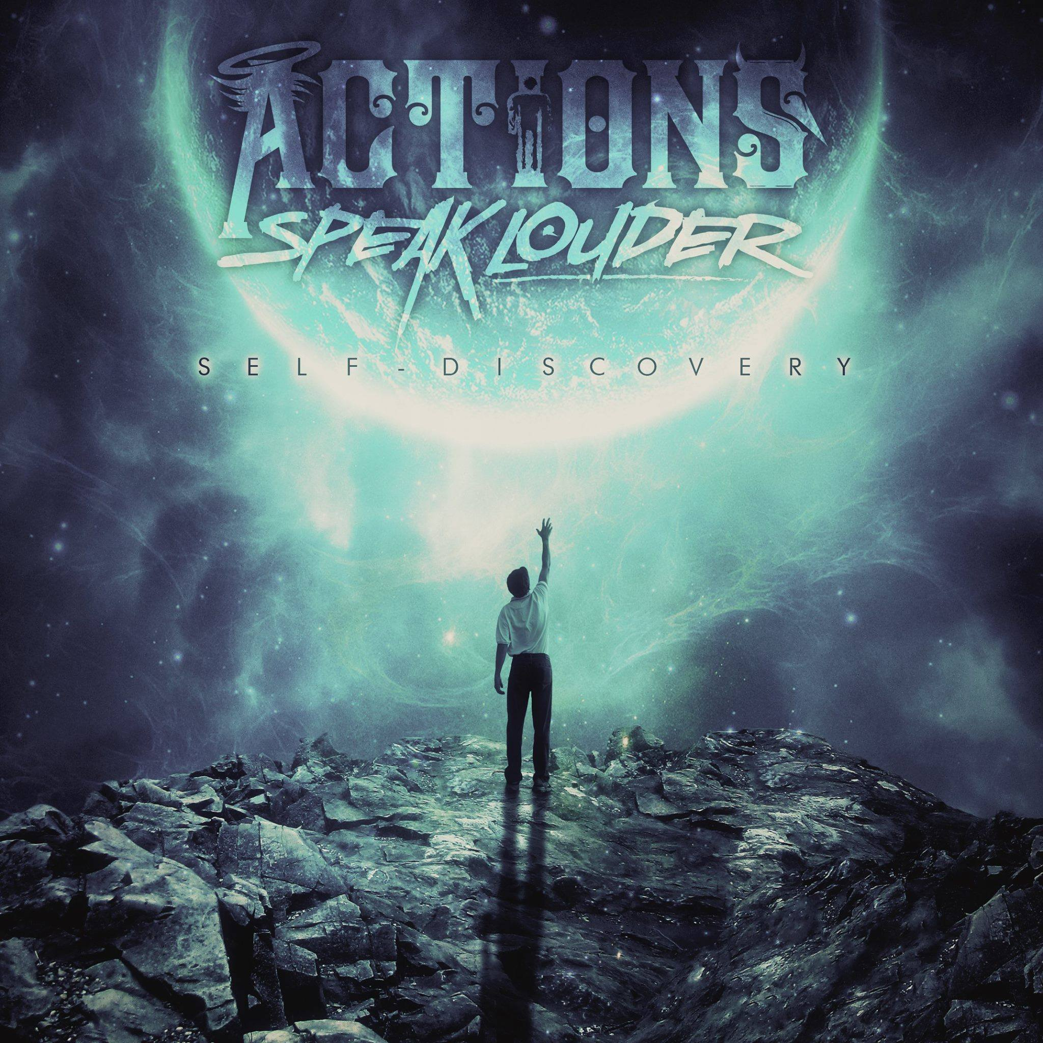 Actions Speak Louder - Self-Discovery [EP] (2014)