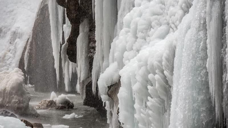 Зимняя сказка Чегема 🏔️