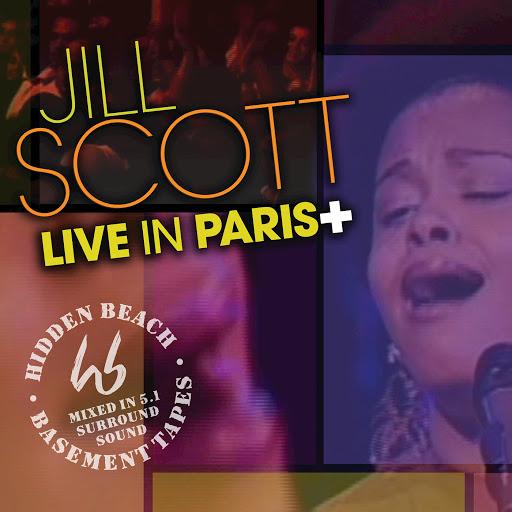 Jill Scott альбом Jill Scott Live In Paris
