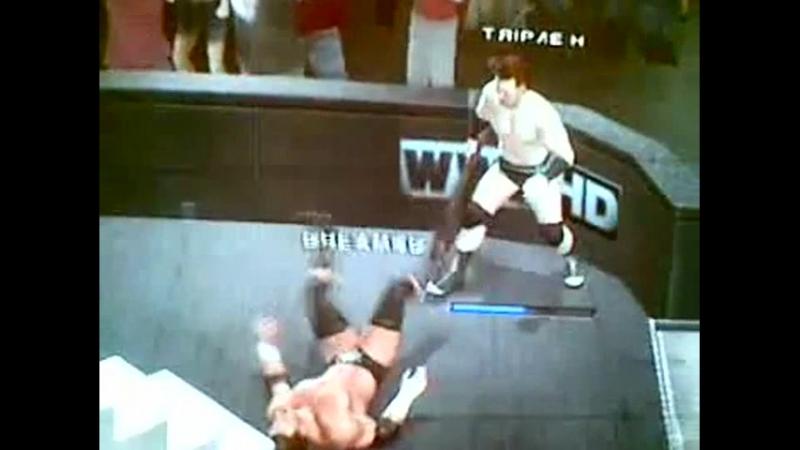 SmackDown vs Raw 2011 Глюк - Шеймус со стулом