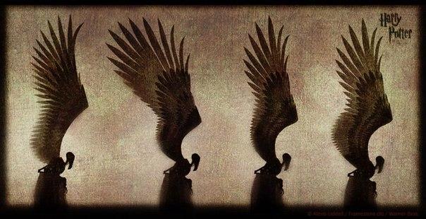 Какие крылья лучше подходят смерти