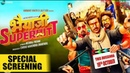 Bhaiaji Superhit Movie Special Screening Sunny Deol Preity Zinta Ameesha Patel