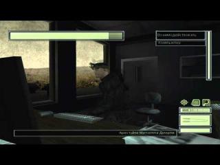 Splinter Cell. 6 серия - Штаб-квартира ЦРУ (часть 2). (Игра как сериал).