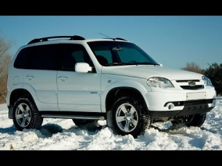 НОВЫЙ! ОБЗОР 2014 Chevrolet Niva-Шевроле НИВА - ТЕСТ ДАРЙВ - ВИДЕО