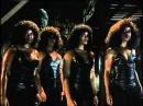 Драка Ястреба против женщин убийц Доспехи Бога 1986
