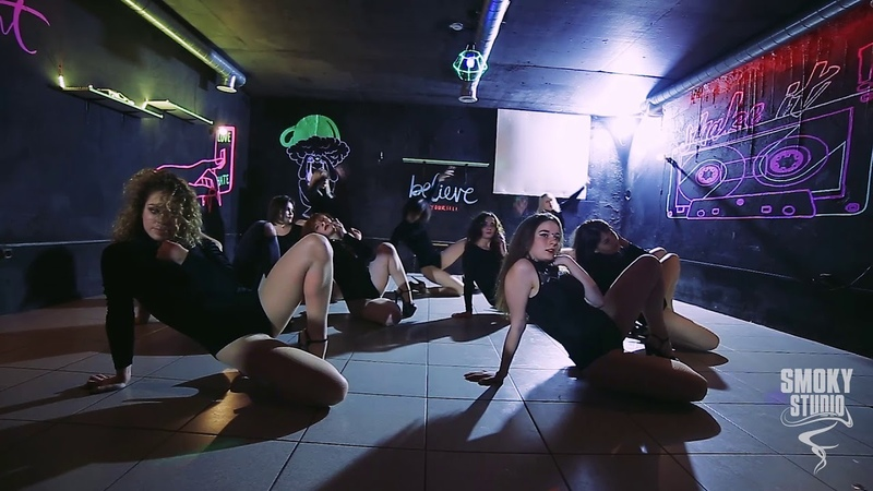 Winter Session`18 by SMOKY STUDIO | FRAME UP STRIP | Choreography by Max Shi