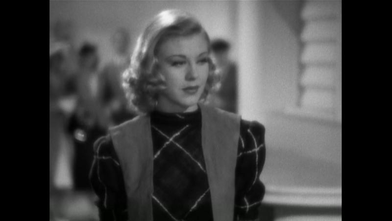 Fred Astaire singing I've Got Beginner's Luck with Ginger Rogers Песенка Фреда Астера в Х Ф Давайте потанцуем 1937