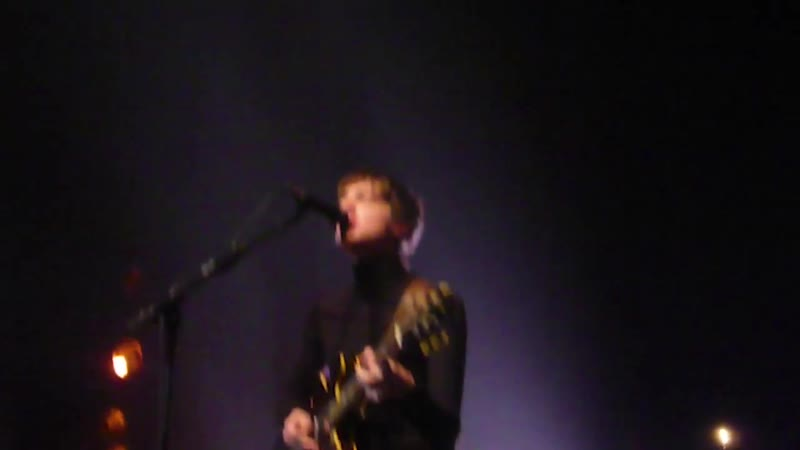 The Last Shadow Puppets soundcheck I Want You (Shes So Heavy) 19-10-2008