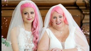 Julia & Eileen's WEDDING Video   Lesbian Wedding