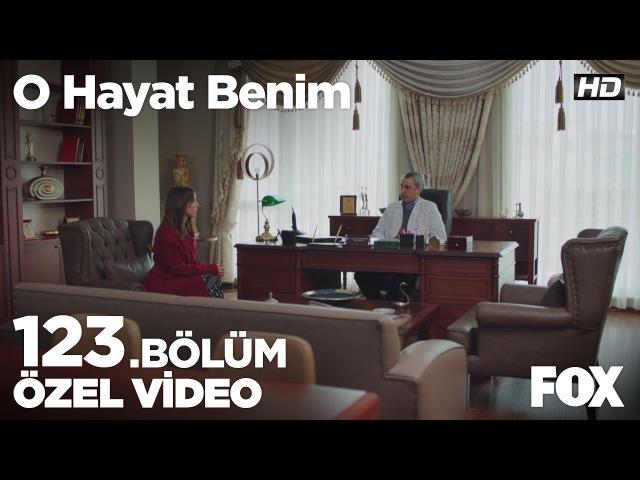 Ateş ve Mehmet Emir, Baharı ameliyat olması için ikna etmeye çalışıyor... O Hayat Benim 123. Bölüm