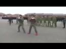 Показательные выступления спецназа Чечни