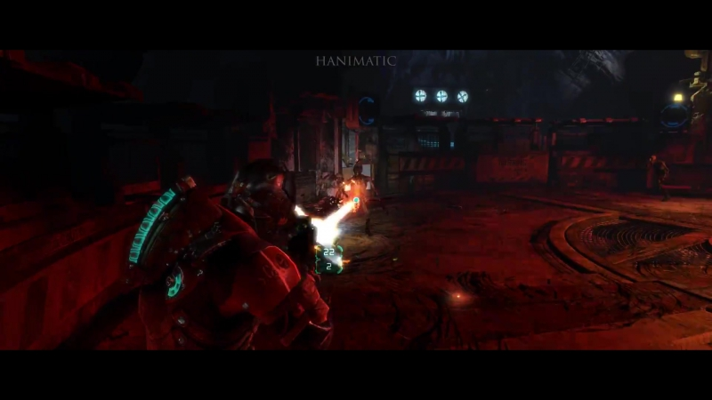 Dead space 3 Cinematic Co-op montage [2560x1080] 21 9