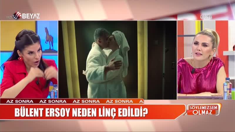 İstanbullu Gelinin öpüşme sahnesi olay oldu!