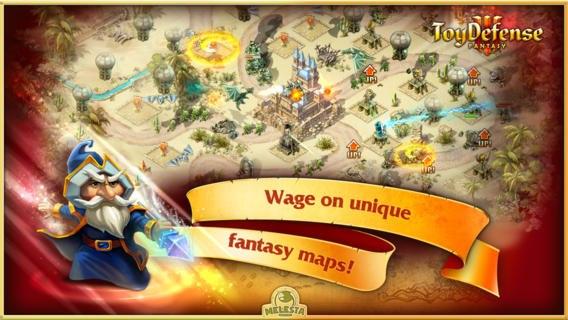 Скачать Toy Defense 3: Fantasy (Full) для android