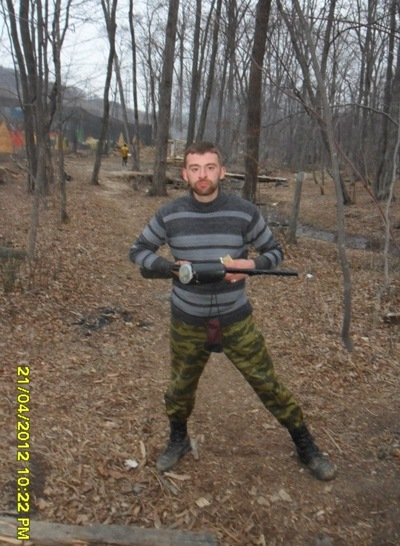 Иван Куликов, 16 июля 1985, Владивосток, id190843300