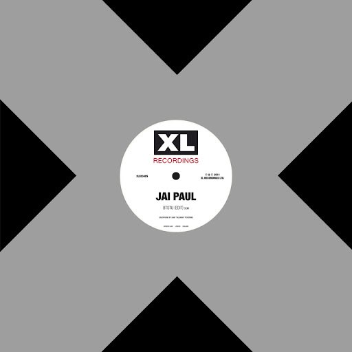 Jai Paul альбом BTSTU (Edit)