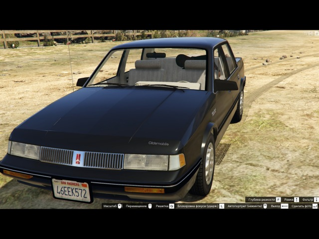 GTA 5 1993 Oldsmobile Cutlass Ciera
