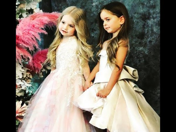 В Москве состоялся показ мод дочери кутюрье Валентина Юдашкина. Наследница империи недавно во второй