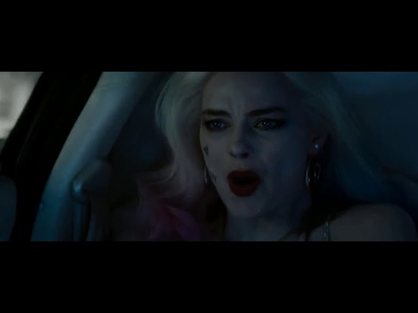 Агата Кристи Опиум Harley Quinn Scenes SUICIDE SQUAD