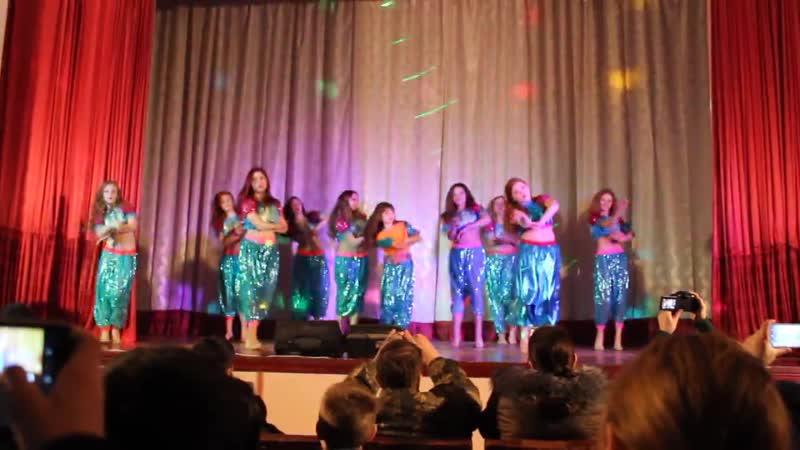 Танцевальный коллектив Диводэнс Танцуют все