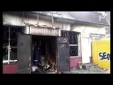 м. Днпро вогнеборц лквдували пожежу в магазин