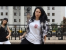 BLOOPERS K POP IN PUBLIC DONETSK EXO K Overdose Dance Cover By Shine
