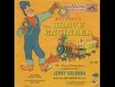 Walt Disney's Story of The Brave Engineer Casey Jones RCA Victor Records Children's Audiobook