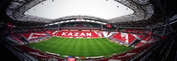 В Казани установлен рекорд посещаемости сезона