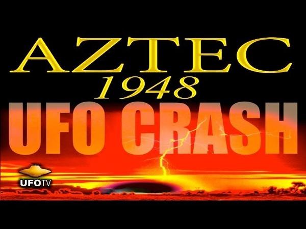 AZTEC 1948 UFO CRASH - Secret Recovery of Alien Technology HD MOVIE