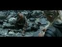 Гимли и Леголас о количестве убитых врагов. Мэрри и Пипин находят запасы Сарумана. HD