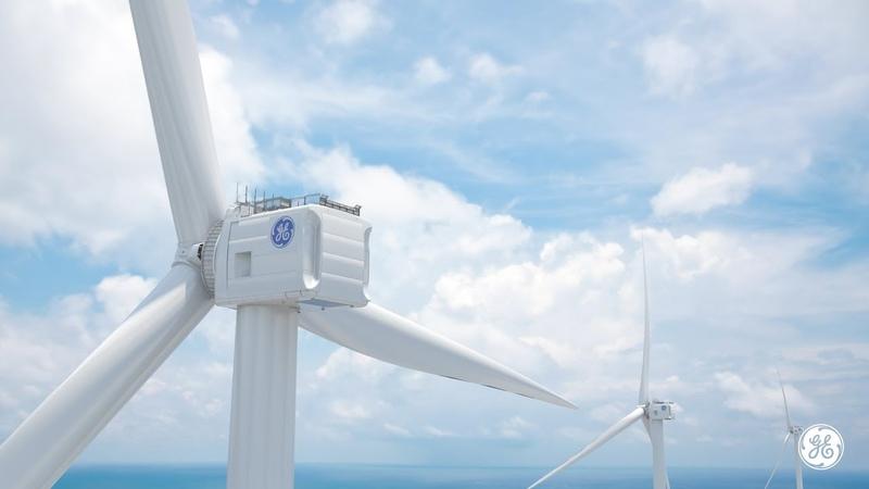 World's Largest Offshore Wind Turbine | Haliade-X | GE Renewable Energy