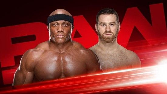 Post image of WWE Monday Night RAW 21.05.2018