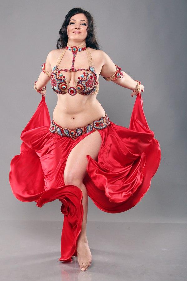Bbw danse du ventre