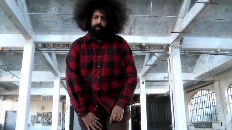 Reggie Watts- Fuck Shit Stack