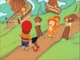 ФРАГМЕНТ ФИЛЬМА  Это история о приключениях юного героя в магической стране, Зеркалии. Вместе с обитателями волшебной страны, герой преодолевает все препятствия, на пути к спасению Зеркалии от злой ведьмы Морганы.   Длительность мультфильма: 11 минут  Для
